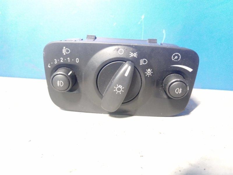 Переключатель света фар Ford Mondeo 4 (2007-2014) 2.0L TDCI/QXBA 2008 (б/у)