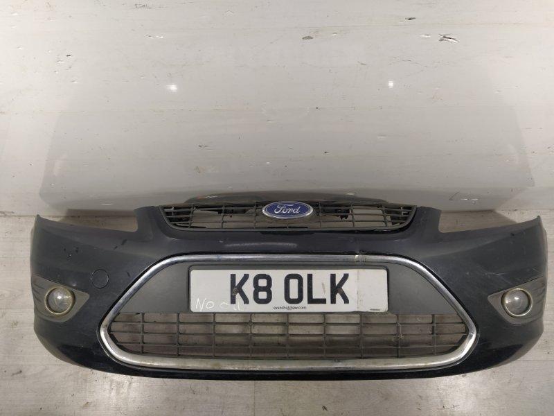 Бампер передний Ford Focus 2 2008-2011 (б/у)