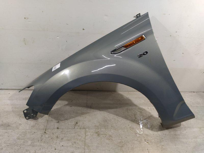 Крыло переднее левое Ford Mondeo 4 (2007-2014) 2.0L TDCI/QXBA 2008 (б/у)