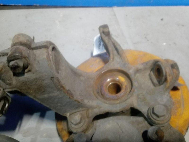 Кулак поворотный передний правый Ford Mondeo 4 (2007-2014) 2.0L TDCI/QXBA 2008 (б/у)