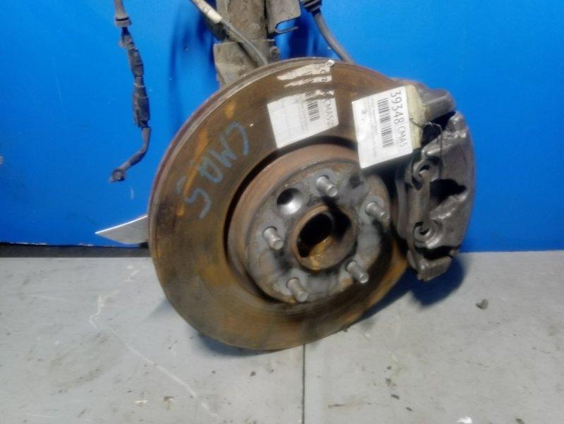 Диск тормозной передний вентилируемый Ford Mondeo 4 (2007-2014) 2.0L TDCI/QXBA 2008 (б/у)