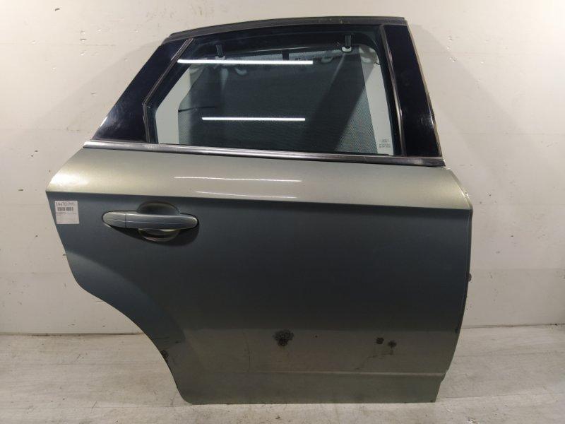 Дверь задняя правая Ford Mondeo 4 (2007-2014) 2.0L TDCI/QXBA 2008 (б/у)