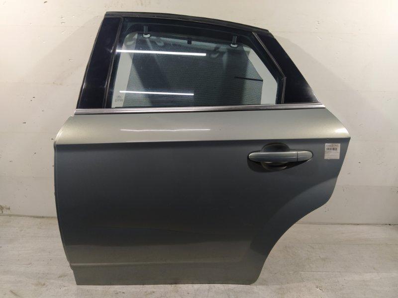 Дверь задняя левая Ford Mondeo 4 (2007-2014) 2.0L TDCI/QXBA 2008 (б/у)