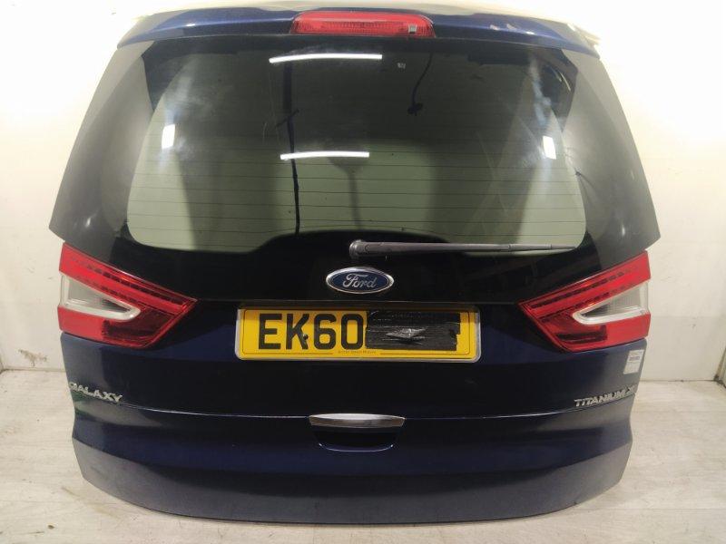 Крышка багажника Ford Galaxy 2006-2015 2.0L ECOBOOST (200PS) - MI4 2010 (б/у)