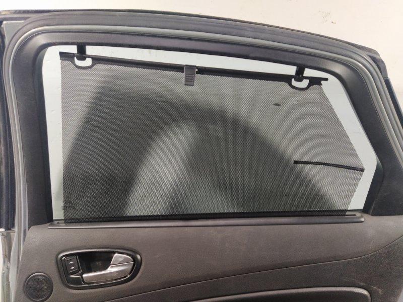 Шторка двери Ford Mondeo 4 (2007-2014) 2.0L TDCI/QXBA 2008 задняя правая (б/у)