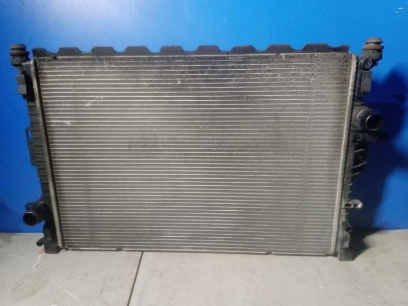 Радиатор основной Ford S-Max 2006- 2.0L AZWA 2008 (б/у)