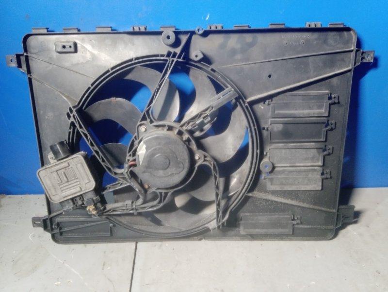 Вентилятор радиатора (в сборе) Ford S-Max 2006- 2.0L AZWA 2008 (б/у)