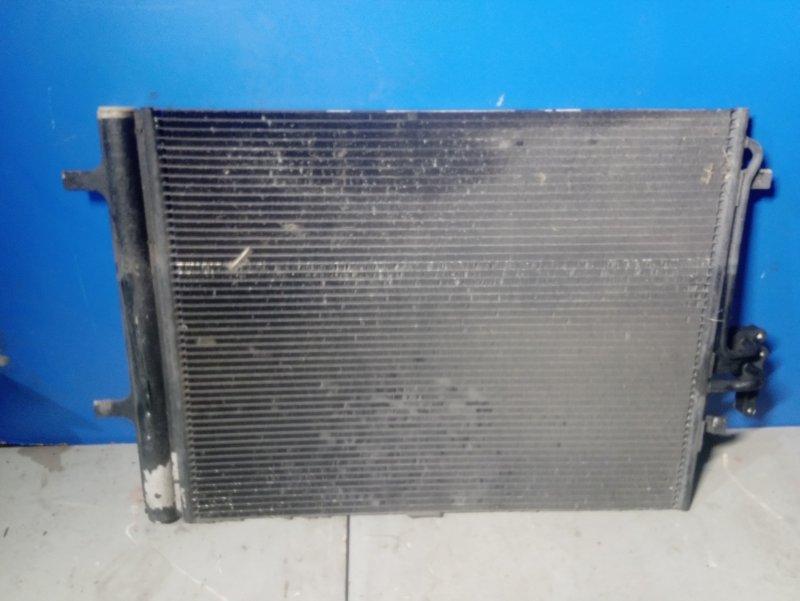 Радиатор кондиционера (конденсер) Ford S-Max 2006- 2.0L AZWA 2008 (б/у)