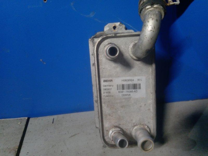 Радиатор акпп Ford S-Max 2006- 2.0L AZWA 2008 (б/у)