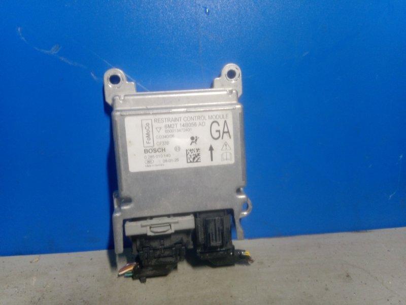 Блок управления air bag Ford S-Max 2006- 2.0L AZWA 2008 (б/у)