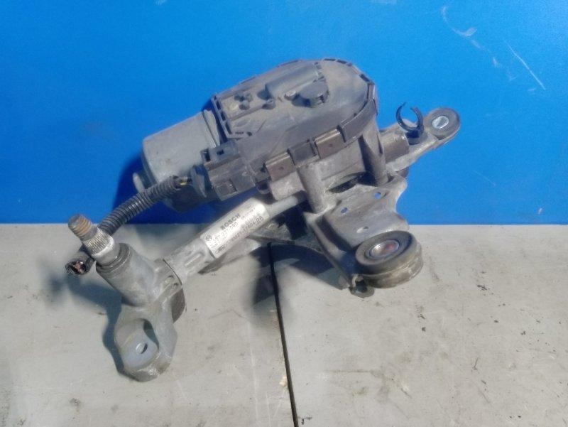 Моторчик стеклоочистителя передний Ford S-Max 2006- 2.0L AZWA 2008 (б/у)