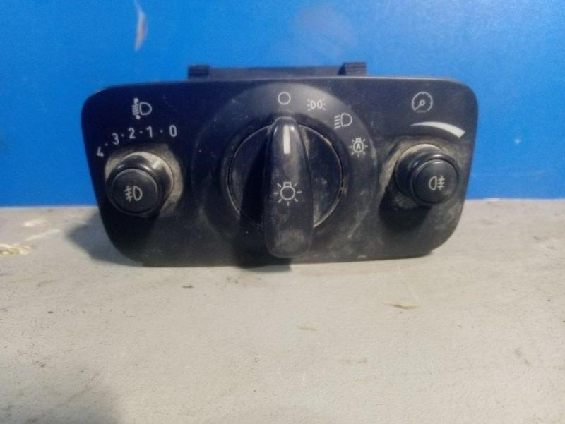Переключатель света фар Ford S-Max 2006- 2.0L AZWA 2008 (б/у)