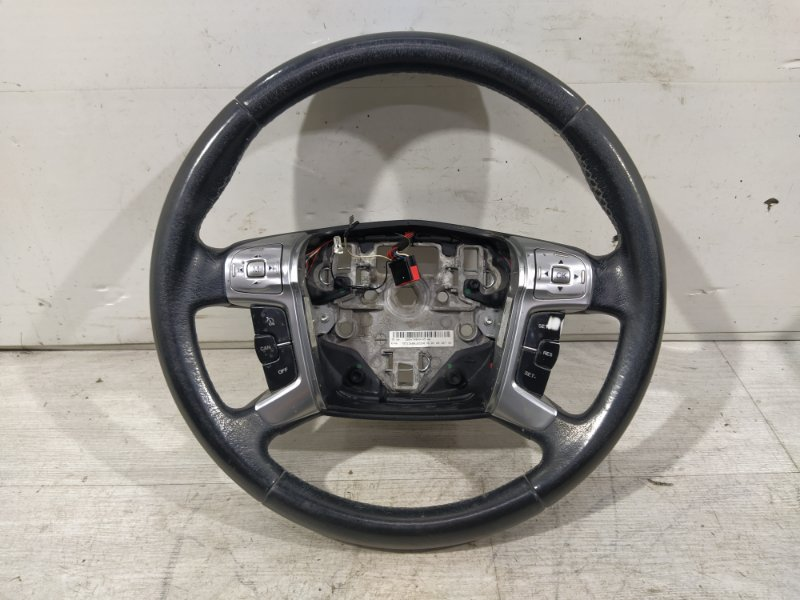 Рулевое колесо Ford S-Max 2006- 2.0L AZWA 2008 (б/у)