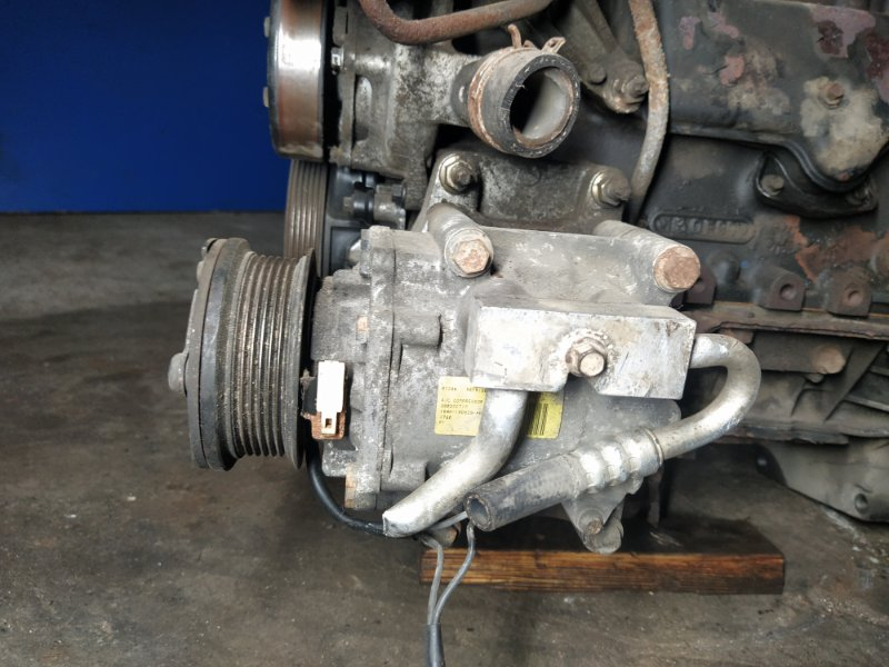 Компрессор кондиционера Ford Focus 1 1998-2005 1.8L ZETEC (б/у)