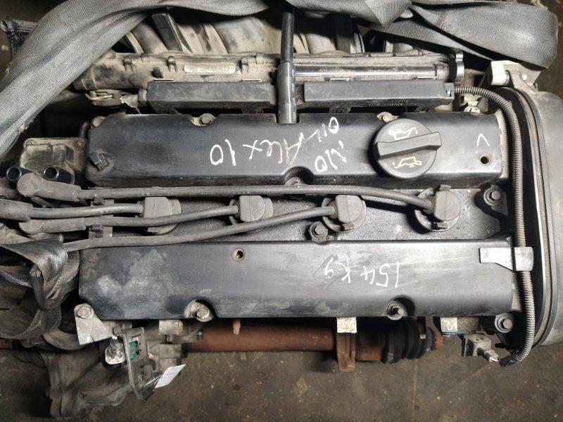 Клапанная крышка Ford Focus 2 2004-2008 1.6L HWDA (б/у)