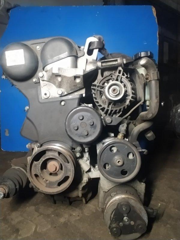 Двигатель (двс) Ford Focus 2 2004-2008 1.6L SHDA (б/у)