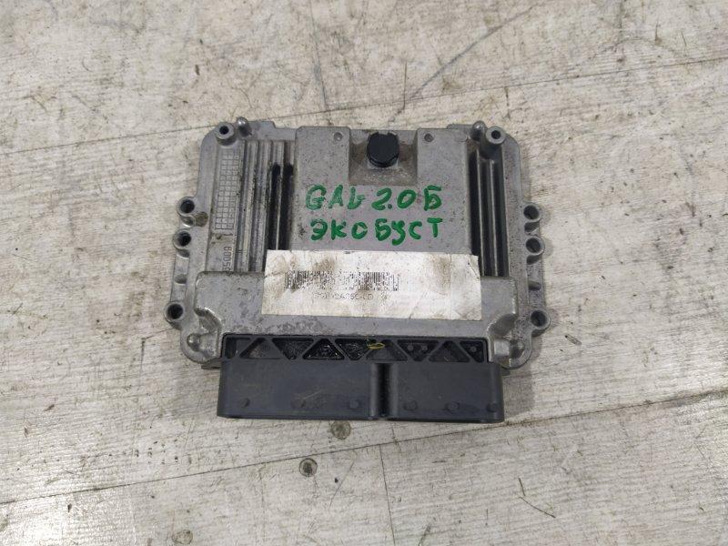 Блок управления двигателем Ford Galaxy 2006-2015 2.0 ECOBOOST (б/у)