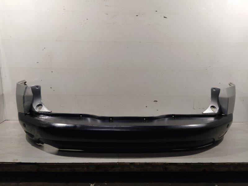 Бампер задний Ford S-Max 2006- 2.0L AZWA 2008 (б/у)