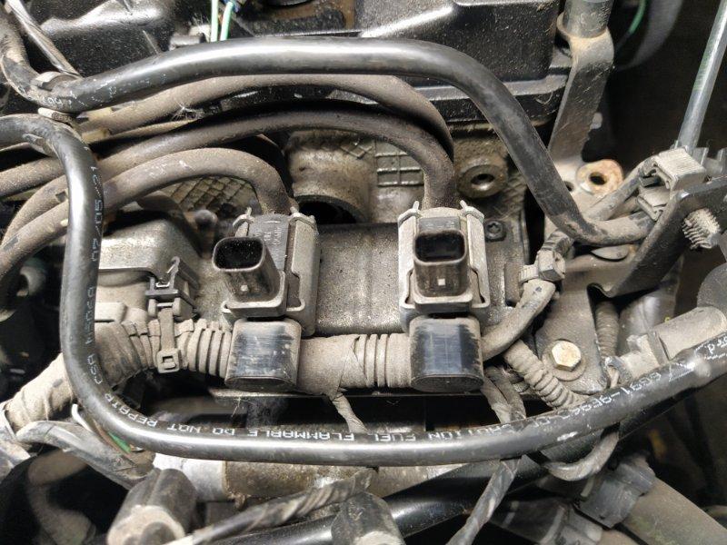 Клапан вакуумный Ford Mondeo 4 (2007-2014) ХЭТЧБЕК 2.0L DURATEC/AOBA 2007 (б/у)