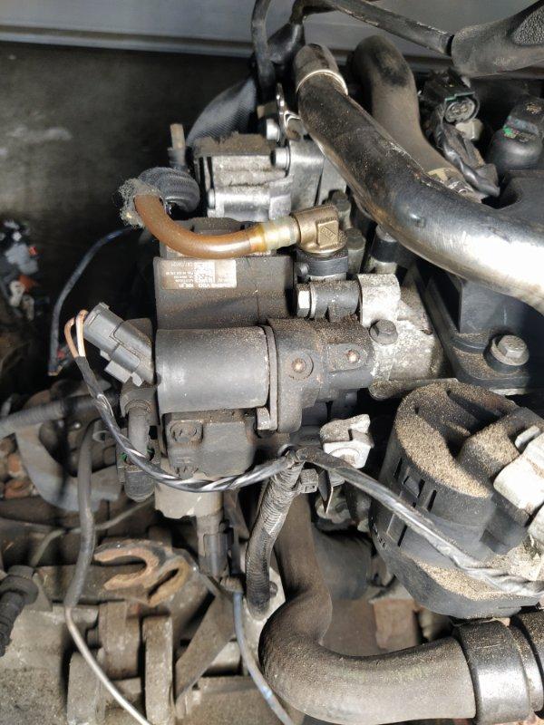 Тнвд Ford Mondeo 4 (2007-2014) 2.0L TDCI/QXBA (б/у)
