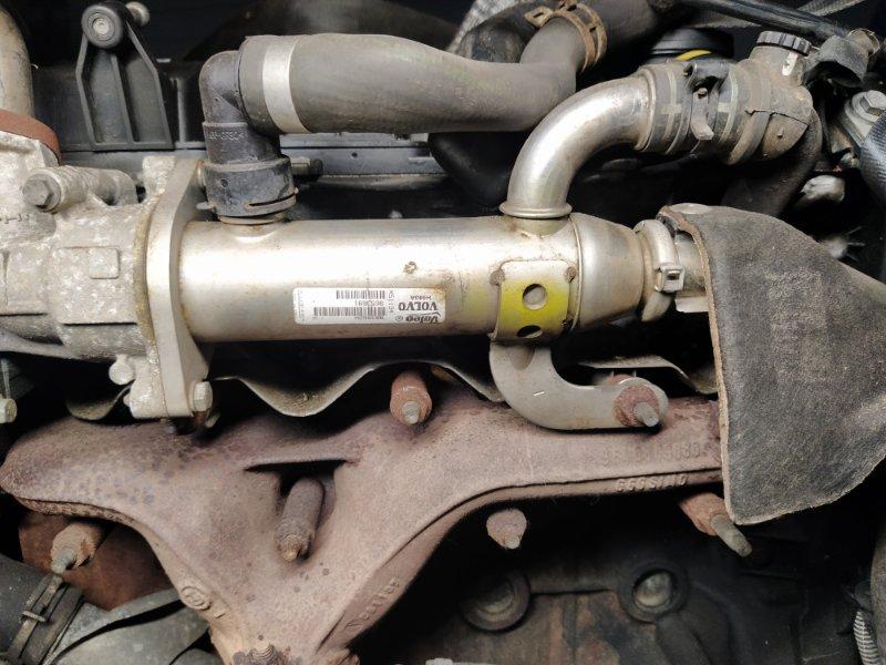 Радиатор (теплообменник) egr Ford Mondeo 4 (2007-2014) 2.0L TDCI/QXBA (б/у)