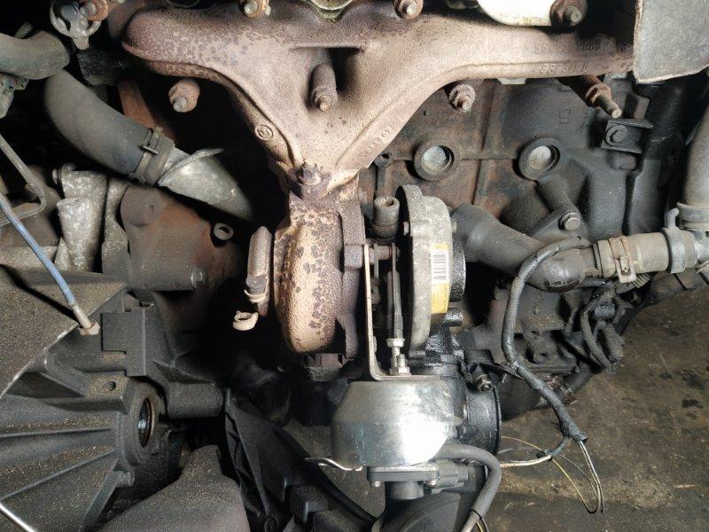 Турбокомпрессор (турбина) Ford Mondeo 4 (2007-2014) 2.0L TDCI/QXBA (б/у)