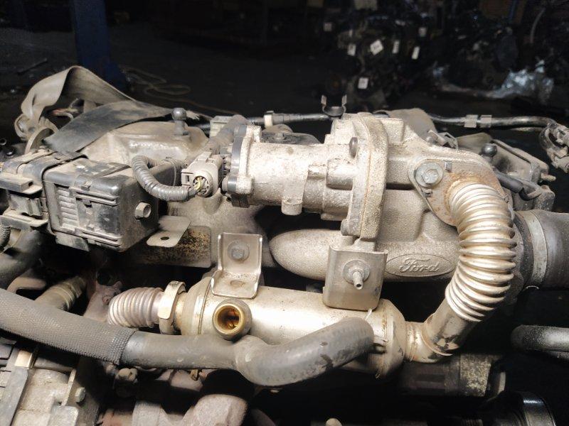 Коллектор впускной Ford Focus 2 2008-2011 УНИВЕРСАЛ 1.8 KKDA 2008 (б/у)