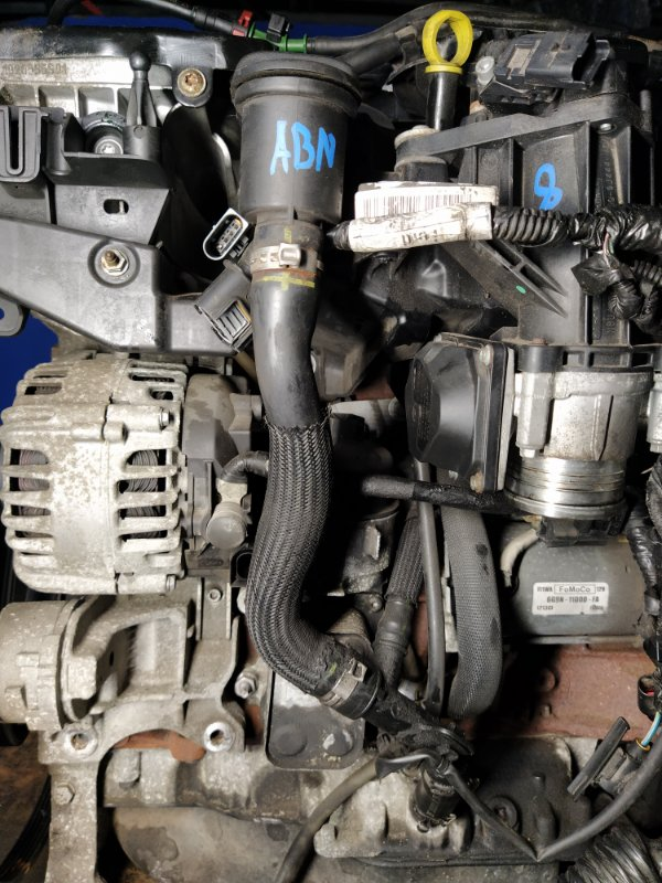 Маслозаливная горловина Ford Focus 3 (2011>) ХЭТЧБЕК 2.0L TXDB 2011 (б/у)