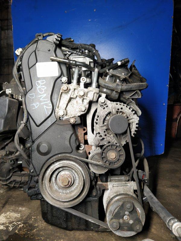 Двигатель (двс) Ford S-Max 2006- 2.0L AZWA 2008 (б/у)