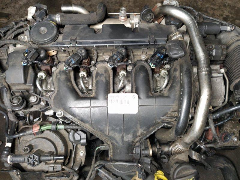 Коллектор впускной Ford S-Max 2006- 2.0L AZWA 2008 (б/у)