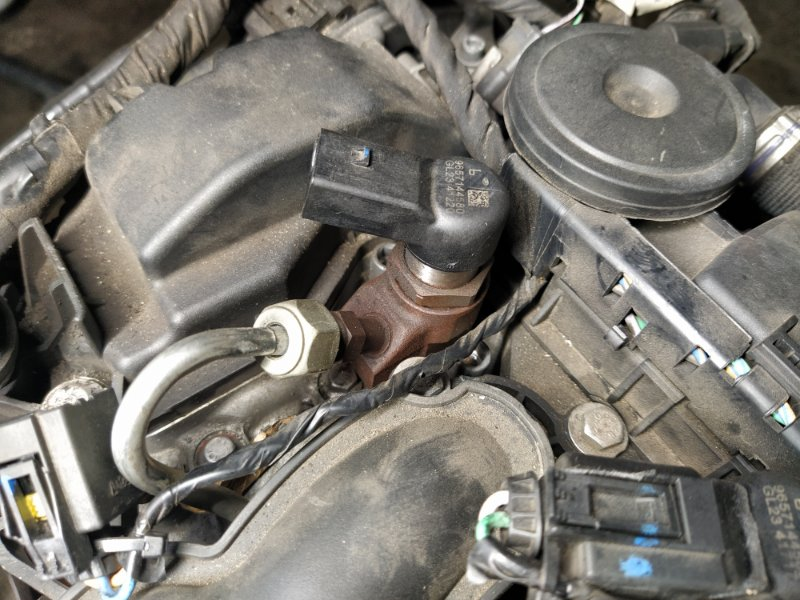 Форсунка дизельная электрическая Ford S-Max 2006- 2.0L AZWA 2008 (б/у)