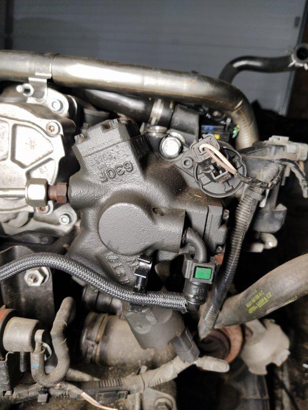 Тнвд Ford S-Max 2006- 2.0L AZWA 2008 (б/у)
