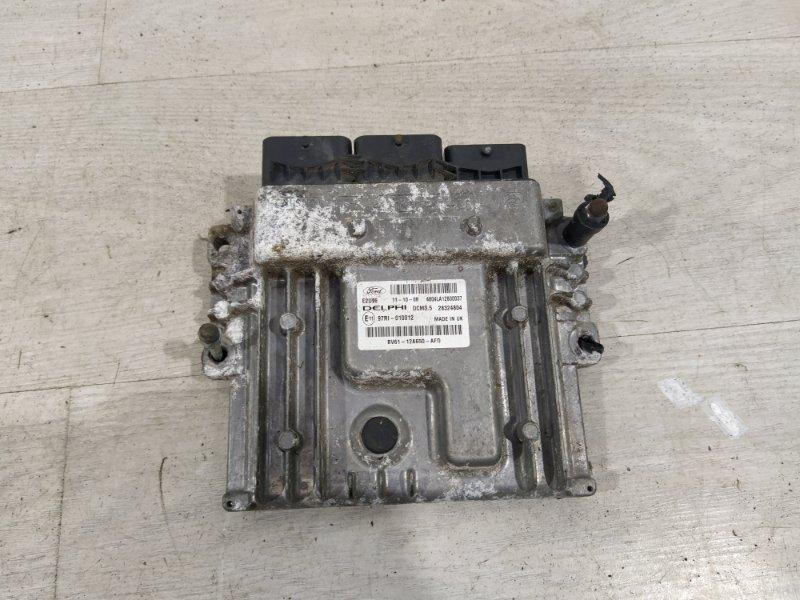 Блок управления двигателем Ford Focus 3 (2011>) ХЭТЧБЕК 2.0L TXDB 2011 (б/у)