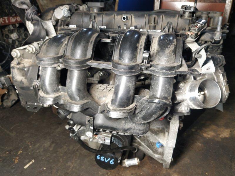 Коллектор впускной Ford Focus 3 (2011>) ХЭТЧБЕК 1.6L IQDB 2013 (б/у)