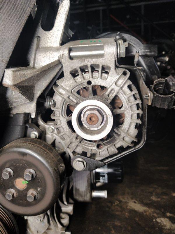 Генератор Ford Focus 3 (2011>) ХЭТЧБЕК 1.6L IQDB 2013 (б/у)