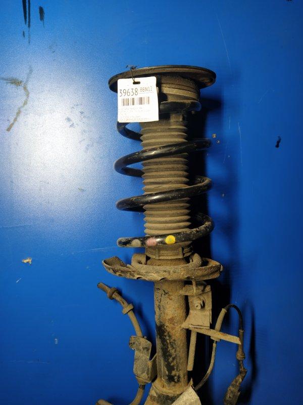 Амортизатор передний левый Ford S-Max 2006- 2.0L DURATORQ 2008 (б/у)