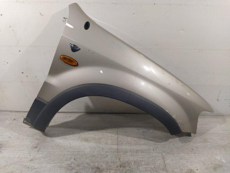 Крыло переднее правое Ford Maverick (2001-2006) 3.0 V6 AJ 2004 (б/у)