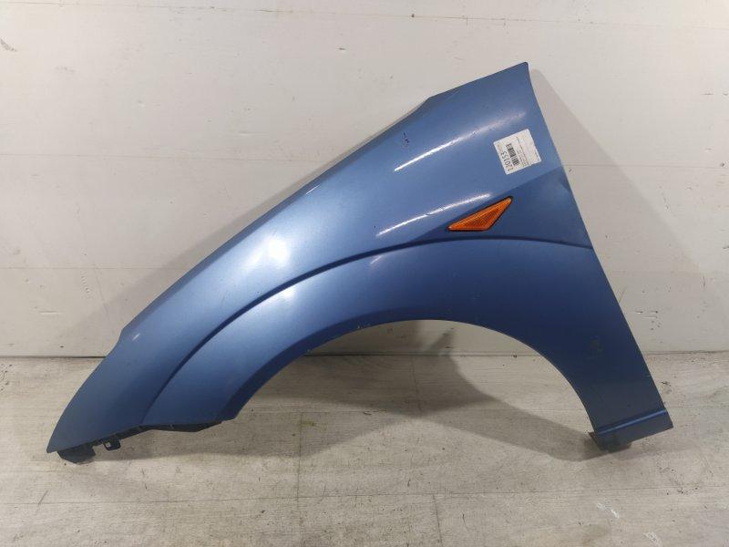 Крыло переднее левое Ford Focus 1 1998-2005 УНИВЕРСАЛ (б/у)