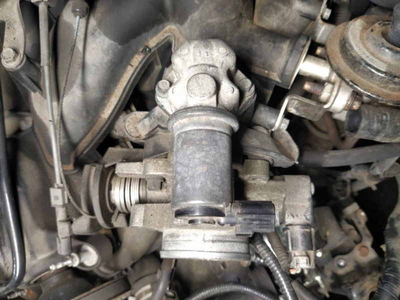 Клапан холостого хода Ford Maverick (2001-2006) 3.0 V6 AJ 2004 (б/у)