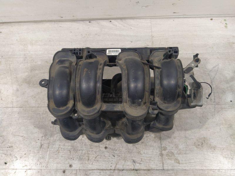 Коллектор впускной Ford Focus 2 2004-2008 1.6L HXDA (б/у)