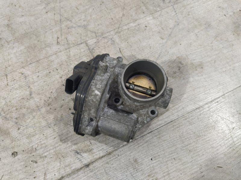 Дроссельная заслонка Ford Focus 2 2004-2008 1.6L HXDA (б/у)