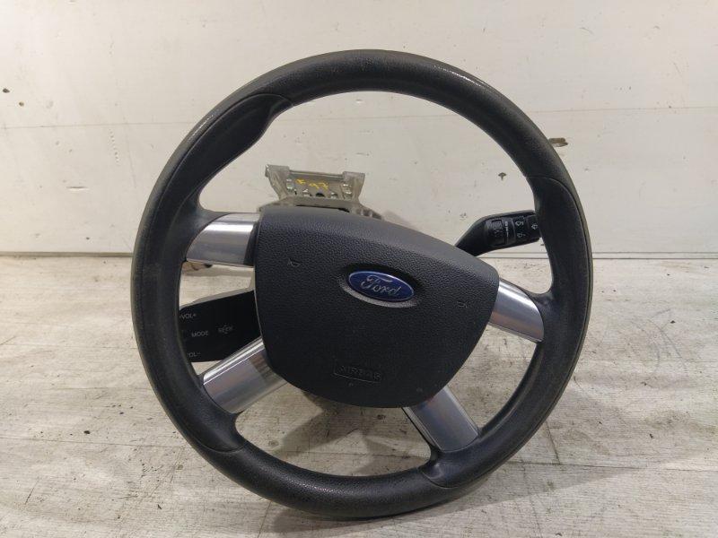 Рулевое колесо Ford C-Max 2007-2010 ХЭТЧБЕК 1.8L DURATEC/QQDB 2009 (б/у)