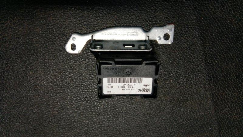 Датчик курсовой устойчивости Ford Focus 2 2008-2011 ХЭТЧБЕК 1.8 TDCI/KKDA 2008 (б/у)