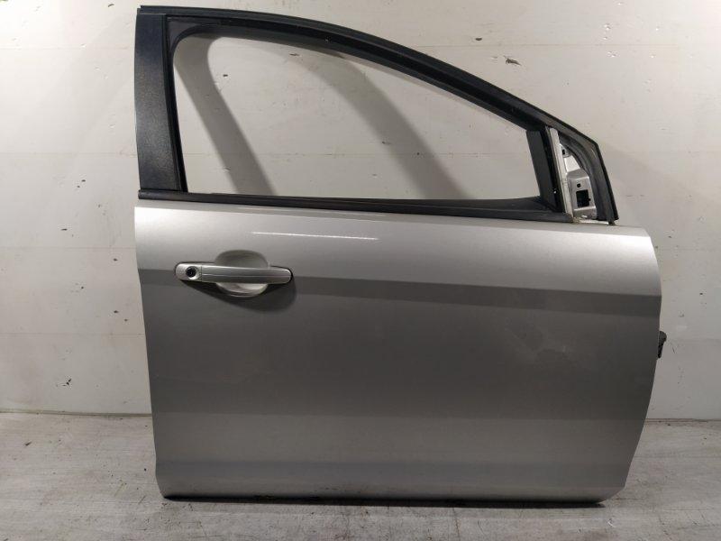 Дверь передняя правая Ford Focus 2 2008-2011 ХЭТЧБЕК 1.8 TDCI/KKDA 2008 (б/у)