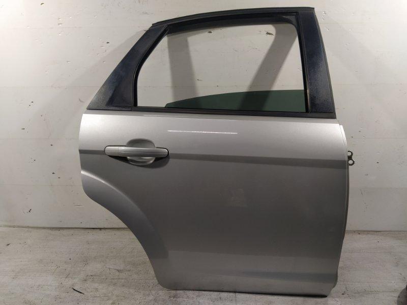 Дверь задняя правая Ford Focus 2 2008-2011 ХЭТЧБЕК 1.8 TDCI/KKDA 2008 (б/у)