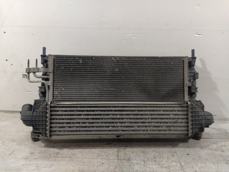Кассета радиаторов Ford Focus 2 2008-2011 ХЭТЧБЕК 1.8 TDCI/KKDA 2008 (б/у)