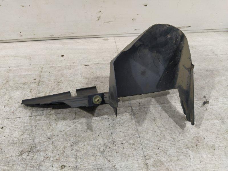 Воздуховод радиатора левый Ford Focus 2 2008-2011 ХЭТЧБЕК 1.8 TDCI/KKDA 2008 (б/у)
