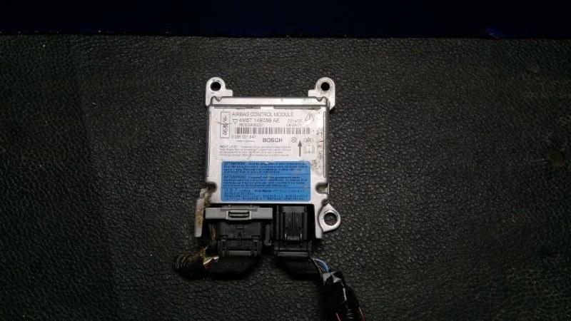 Блок управления air bag Ford C-Max 2007-2010 1.8L DURATEC/QQDB (б/у)