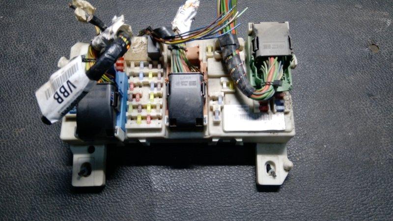 Блок предохранителей салонный Ford C-Max 2007-2010 1.8L DURATEC/QQDB (б/у)