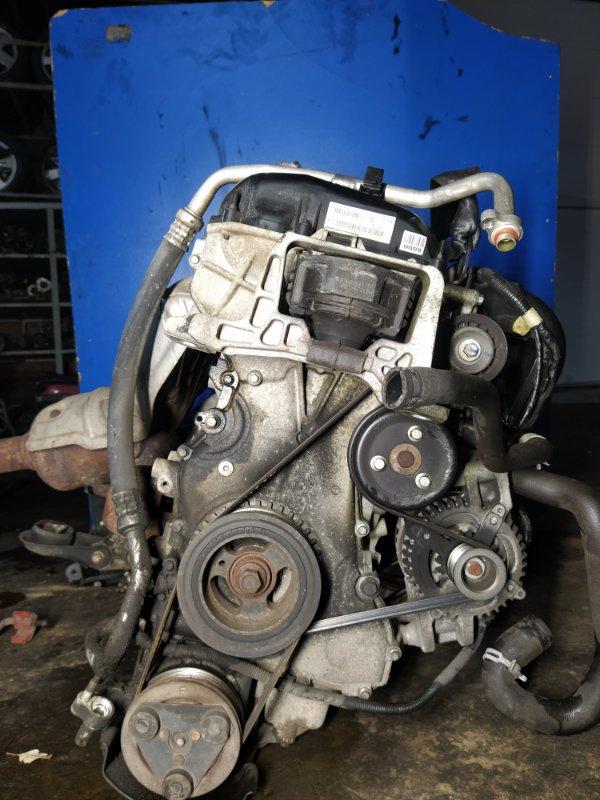 Двигатель (двс) Ford C-Max 2007-2010 ХЭТЧБЕК 1.8L DURATEC/QQDB 2009 (б/у)
